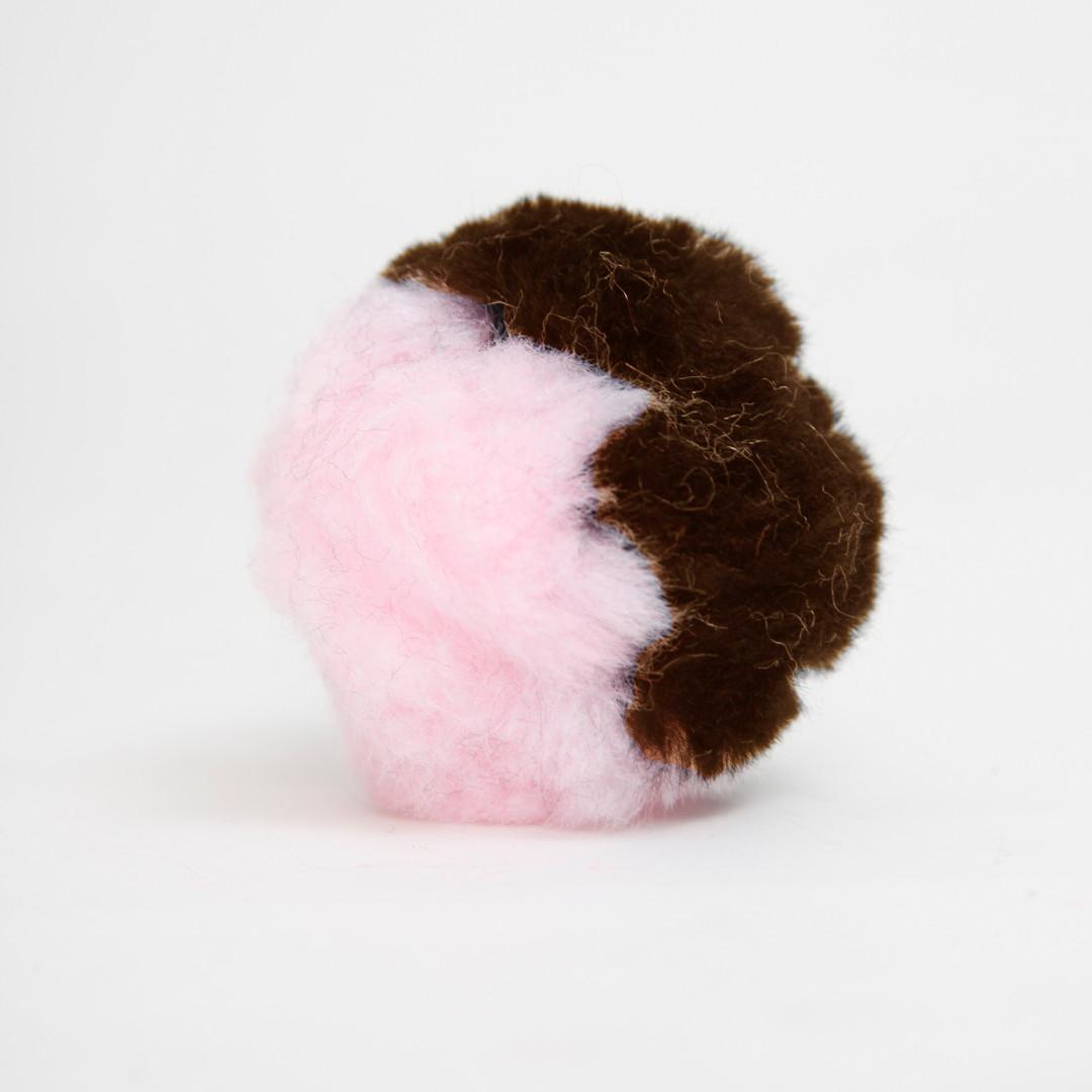 Brown/Light Pink 2-Tone