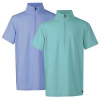 Kerrits Kids Ice Fil Short Sleeve Shirt, Medium & XL Only