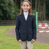 RJ Classics Ellie Show Coat, Navy, Sizes 2 - 16