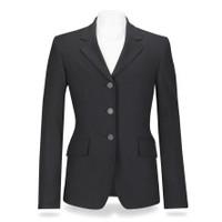 RJ Classics Ellie Show Coat, Black, Sizes 2 - 16