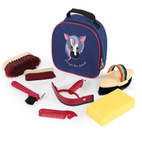 Shires 'Magic the Horse' Kids Grooming Kit