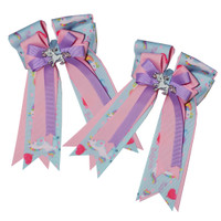 Belle & Bow Show Bows, Rainbelle