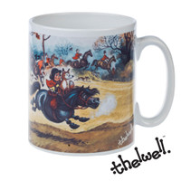 Thelwell 'In Full Cry' Mug in Box