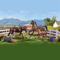 Breyer Freedom Series/Classics Pony Power Set with Accessories