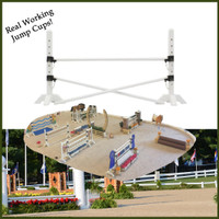Schooling Jump from Model Horse Jumps