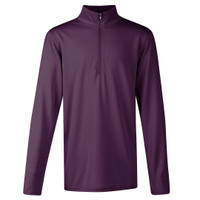 Kerrits Kids Ice Fil Long Sleeve Shirt, Boysenberry