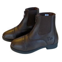 Belle & Bow Front Zip Paddock Boots, Little Kids Sizes 6 - 12