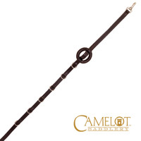 Camelot™ Leather Snap-N-Go Donut Side Reins,  Pony