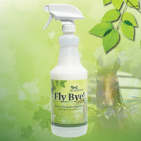 Fly Bye! All Natural Fly & Mosquito Spray, 32 Oz.