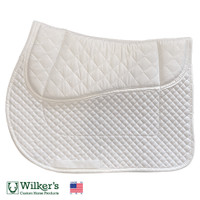 Wilkers Royale, Pony 2-In-1 Saddle Pad & Half Pad