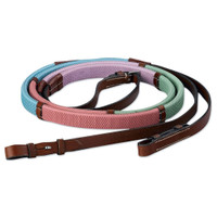Kincade Pony Rainbow Reins, Pastel Colors