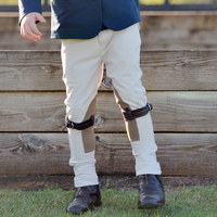 B & B Boys, Front Zip, 4-Pocket Jodhpurs, Sizes 2 - 10 Years
