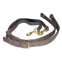 Nylon Pony Side Reins With Elastic