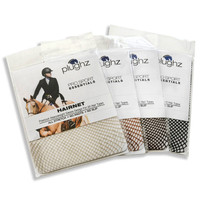 Plughz Pro Sport Essential Hairnet, No Knots