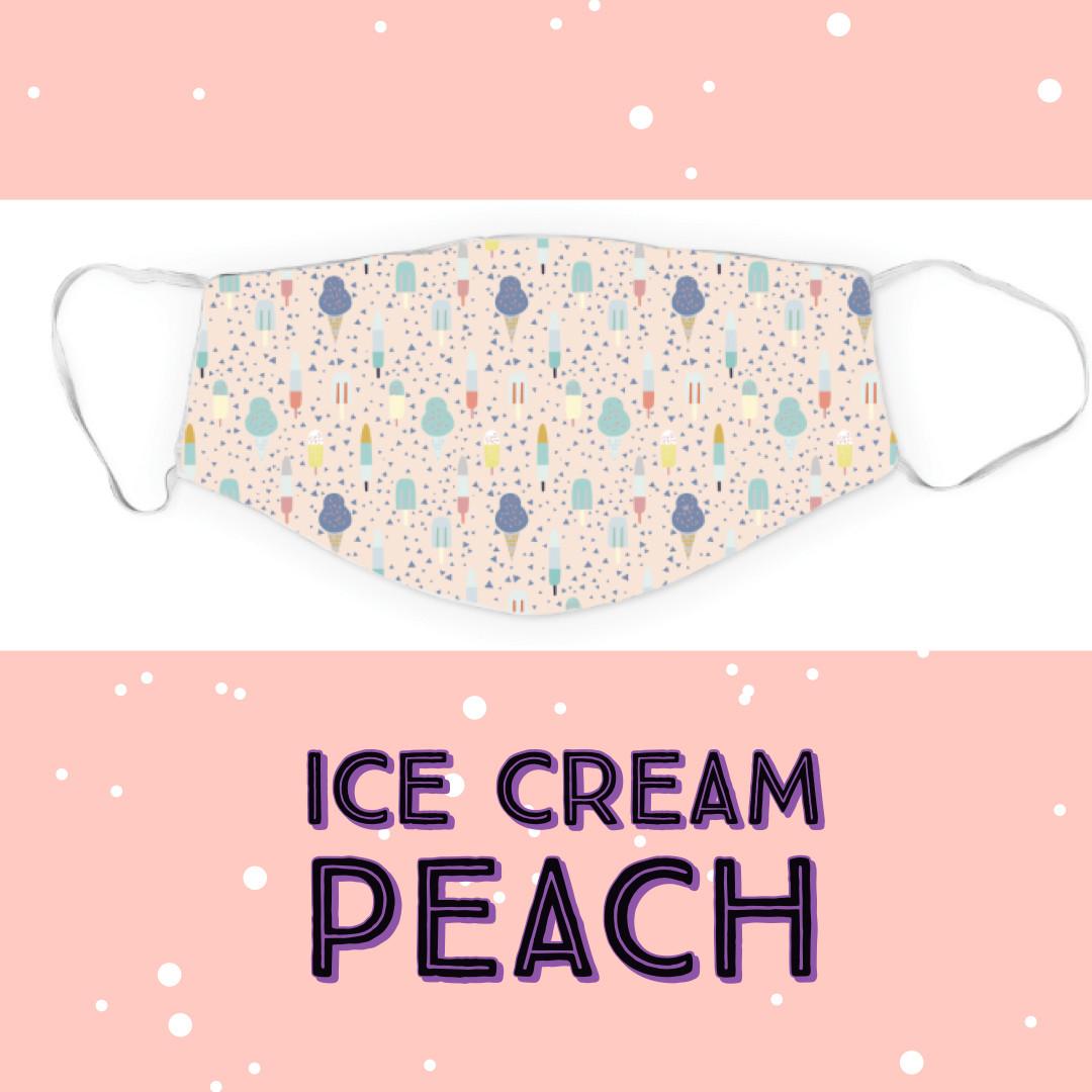 Ice Cream Peach