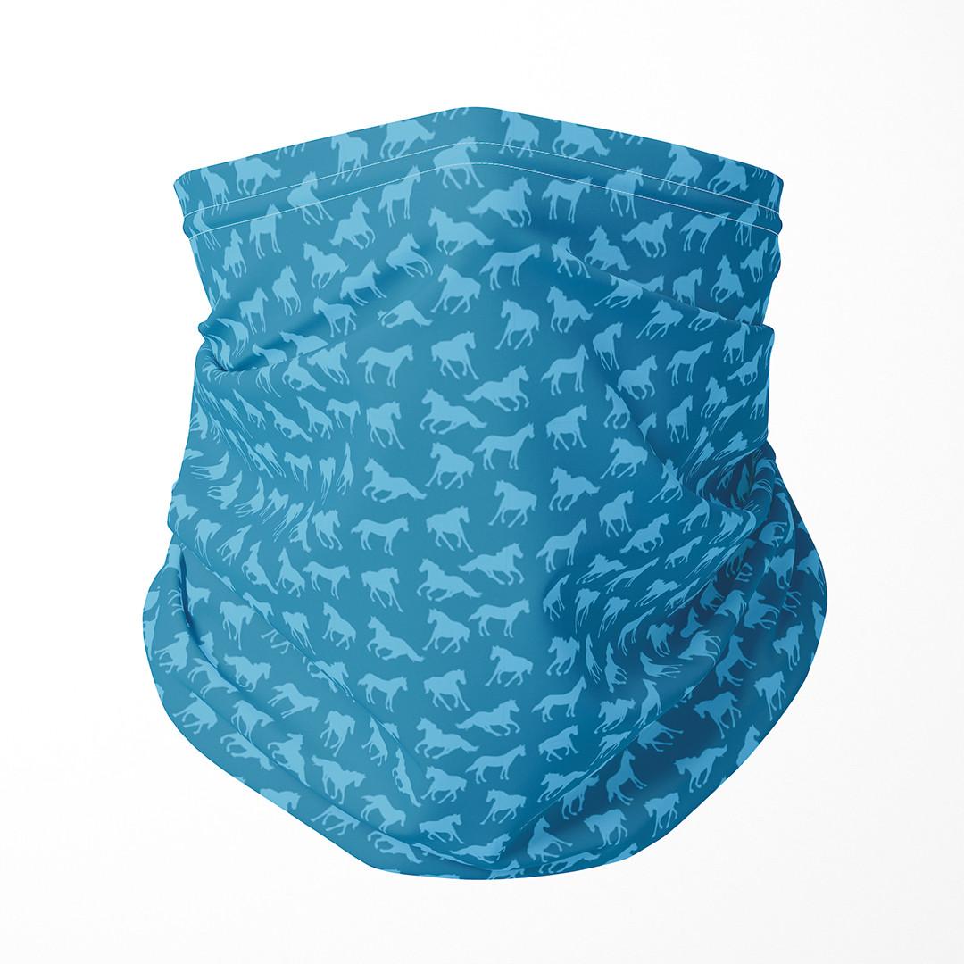 Persian Blue/Light Blue Horses