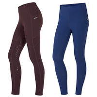 Kerrits Kids Ice Fil Tech Tight, Fig & Sapphire