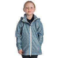 Horseware Kids Horse-Print Rain Jacket