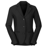 Kerrits Kids Affinity Aero Black Show Coat, Sizes S - XL