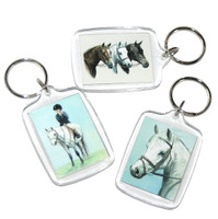 Janet Griffin-Scott Pony Key Chains