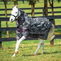 "Amigo Pony Plus Medium Turnout Blanket, Horse Print, 45"" - 69"""