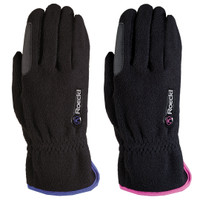 Roeckl Kids Kairi Fleece Winter Riding Glove, Sizes 4 - 6