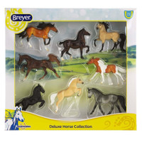 Breyer Stablemates Deluxe Horse Collection