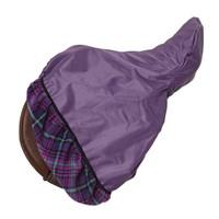 Centaur 420D Saddle Cover with Fleece Lining, Lavender