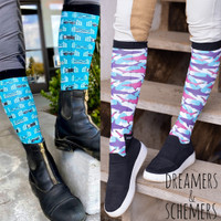 Dreamers & Schemers Boot Socks, A Pair & a SPARE, High Standards & Finland