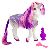 Breyer Luna, Bath Time Unicorn Toy, Changes Colors