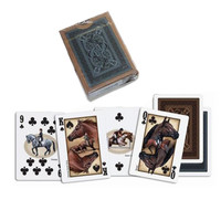 Kelley & Company Horse Playing Cards