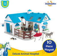 Breyer Stablemates Deluxe Animal Hospital