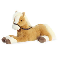 "Breyer Plush by Aurora, 18"" Palomino"