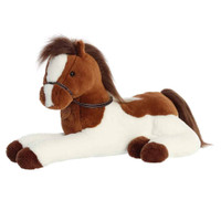 "Breyer Plush by Aurora, 18"" Paint"