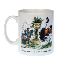 Thelwell 'Dapple Grey' Mug in Box