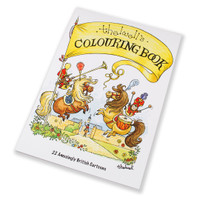 Thelwell's Colouring Book