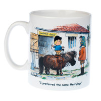 Thelwell 'Merrylegs' Mug in Box