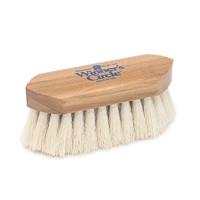 Champion Bleached Tampico Finishing Brush, Wood Back