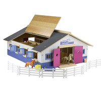 Breyer Farms Stable Playset for Stablemates