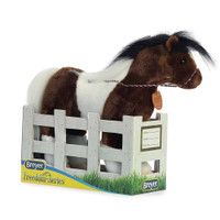 "Breyer Showstoppers Plush by Aurora, 13"" Paint Horse"