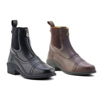 Ovation Tuscany Zip Paddock Boots, Childs Sizes 11 - 4