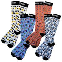Kathryn Lily Equestrian Boot Socks