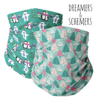 Dreamers & Schemers Holiday Gaiters, One Size