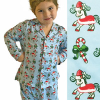 Belle & Bow Holiday Pajamas, Limited Edition