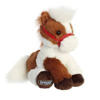 "Breyer Plush by Aurora, 11"" Pinto Horse"