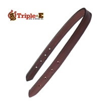 "Triple E Leather Replacement Crown for  5/8"" Mini Halters"