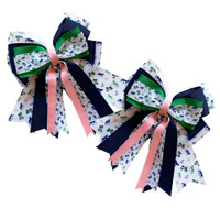 Kathryn Lily Palms & Ponies Show Bows