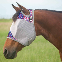 Cashel Crusader Fly Mask, No Ears, Freedom, 4 Sizes