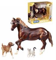 Breyer ASPCA Benefit Model, Horse, Cat & Dog