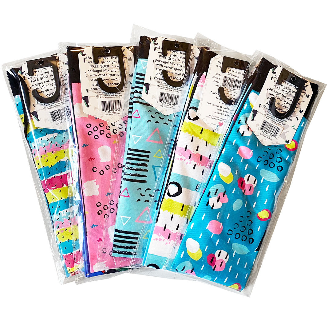Sample of Some Spare Socks